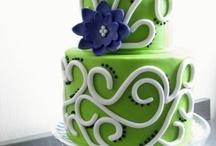 Cake - Green