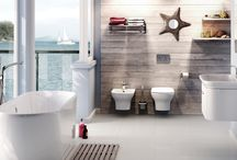 Bathroom CGIs / Producing CGI's for some of the largest manufacturers and nationals in the UK and Europe. To model & design a sanctuary for people to escape to in their home, even more so with some brilliant fixtures & furniture.