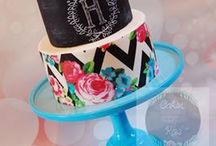 Wedding Cakes / Wedding Cakes, Trendy Cakes, Modern Cakes, Rustic Cakes