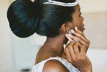 Natural hair Brides / by Sophisticated Roots