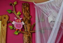 Drewniane zabawki i akcesoria