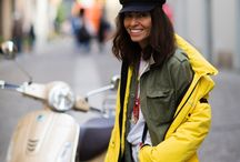 #PEUTEREYXVESPA by NabileQuenun / The #PEUTEREYXVESPA capsule collection goes #streetstyle with photographer Nabile Quenun from Jaieperdumaveste