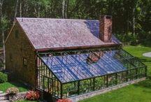 ハウス温室