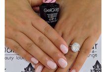 Gel nail love / by Kayla McMillian Dobbs