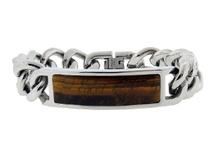 Mens Bracelets / Men's Bracelets From Gemologica. Let us help you find men's bangle bracelets, men's leather bracelets, men's rubber bracelets, men's stainless steel bracelets, men's titanium bracelets, men's beaded bracelets, men's cuff bracelets, men's gold bracelets and men's diamond bracelets. Our men's bracelets are tastefully crafted, and provide exceptional quality.
