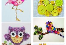 Button Animal Arts