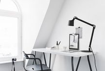 Ideal design work space / Organization tips for designers.