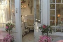 SHABBY CHIC, COTTAGE STYLE