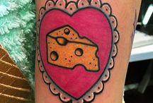 Melanie Martinez tatoo