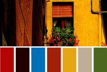 Casa Toscano / Tuscan/med decorating ideas