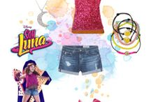 Soy Luna Outfit