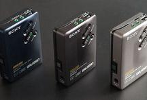 Gear: Analog Personal Audio Equipment / Analog equipment