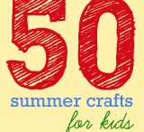 Crafts: Summer