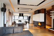 Modern Apartment in Poland / Modern apartment interior