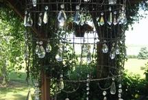 balkong trädgård