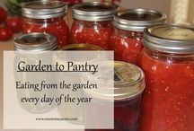 Canning and Food Preservation / Canning and Food Preservation