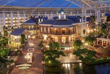 Gaylord Opryland Resort / by Jennifer Holm