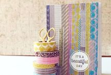 Washi Tape / Oh the tape...