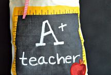 Teacher gifts / by Aly Colt