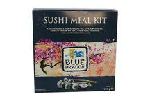 Comida internacional / Venta de productos para sushi y orientales