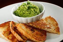 Peas LEAP Recipes/Info
