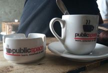 Public Space Coffee Corner / Learn, entertain and chill