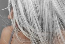 grey hair beautiful