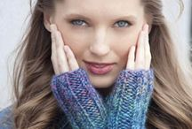 Knitting Patterns for Gloves, Wrist-warmers and Mitts