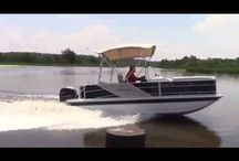 Hurricane Deck Boats