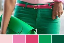 color combinations outfit