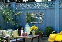 Outdoor space / Outdoor ideas