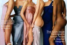 magazine cover ........