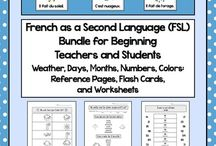 HS-Languages / by Kelly Kersey