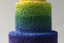 cakes / by Tracy Houghton