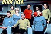 Star Trek / by Wally Lomas