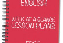 English Class Ideas