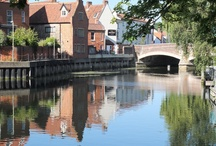 The River Wensum
