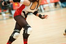Roller derby / by Shari Box