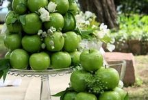 I love green apples