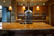 CH Custom Kitchens / Kitchens designed and built by Curt Hofer & Associates