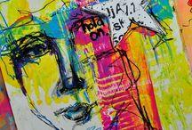 DINA WAKELY ART