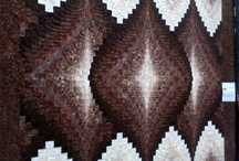 Quilts...Bargello / by Monika Moser
