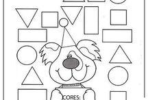 Matemática - formas geométricas