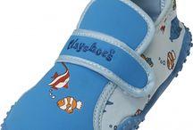 Badesko / Flotte badesko med UV-beskyttelse. Barnesko i mange farger for barn og baby.