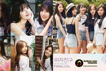 Album Musik Korea