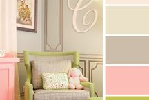 Colors Scheme / by Kelli Nicholls
