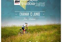 Competiciones/ Competitions / Calendario de pruebas deportivas para 2015. Ciclismo, triatlón, duatlón y regatas.