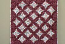 patchwork - katedrálová okna