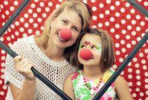 fun fair party inspiration / kids party theme