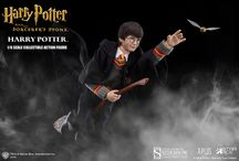 Sideshow Harry Potter / Things we love from the Wizarding World and Hogwarts School for Witchcraft and Wizardry!
